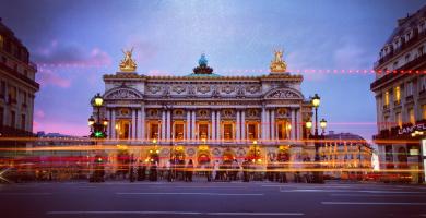 Paris, The City of Light-Timelapse Film