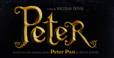 Peter by Nicolas Duval (Régis Loisel adaptation)