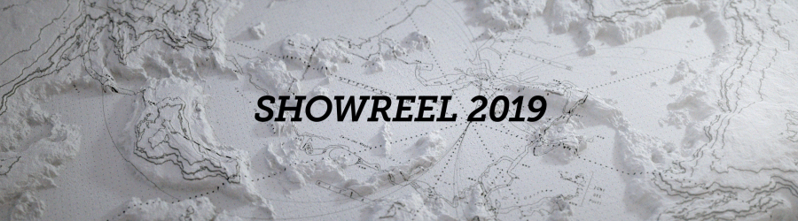 ShowReel Motion Design 2019