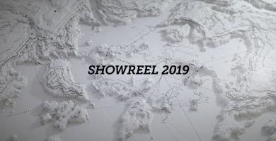 ShowReel Motion Design 2019