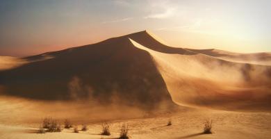 Three deserts still to cross